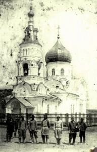 фото Церковь п. Агинское